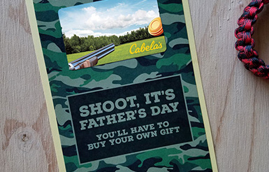 Fathers day hunting