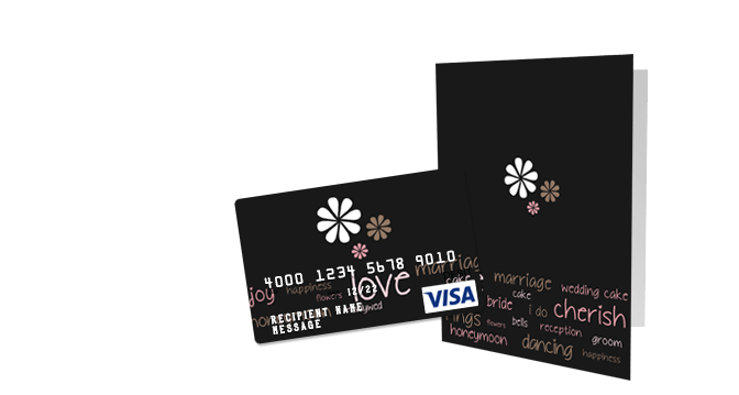 Wedding Gift Cards Online: Wedding Gift Cards