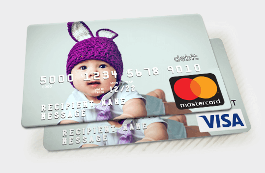 Personalized gift cards make a gift card w your photo colourmoves