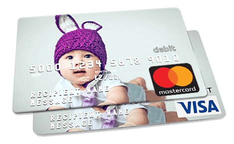 Happy Birthday MasterCard GiftCard