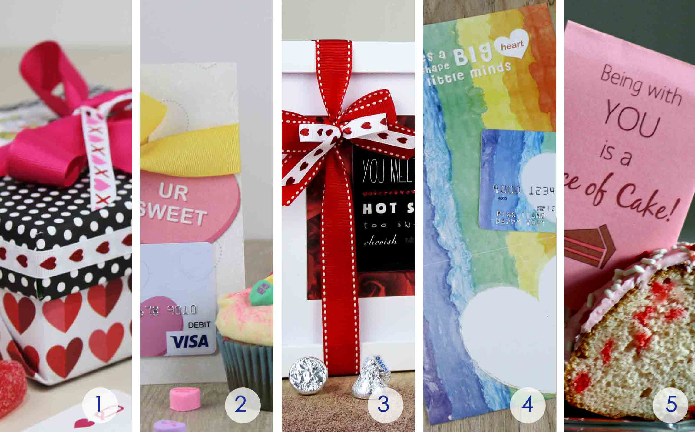 5 free valentine gift card holders to print at home gcg negle Image collections