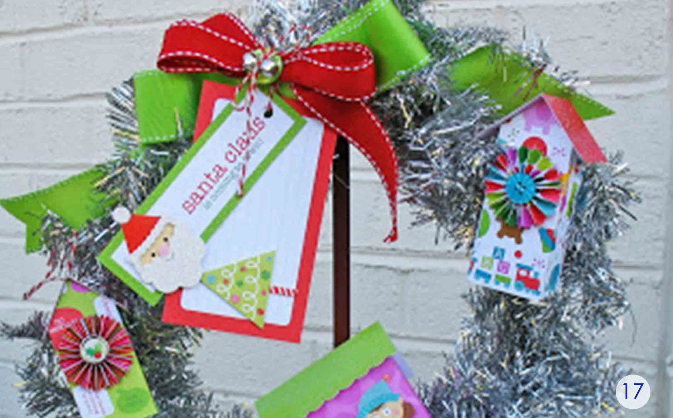 Wedding Gift Card Presentation : The Best Gift Card Tree and Gift Card Wreaths Ever! GCG