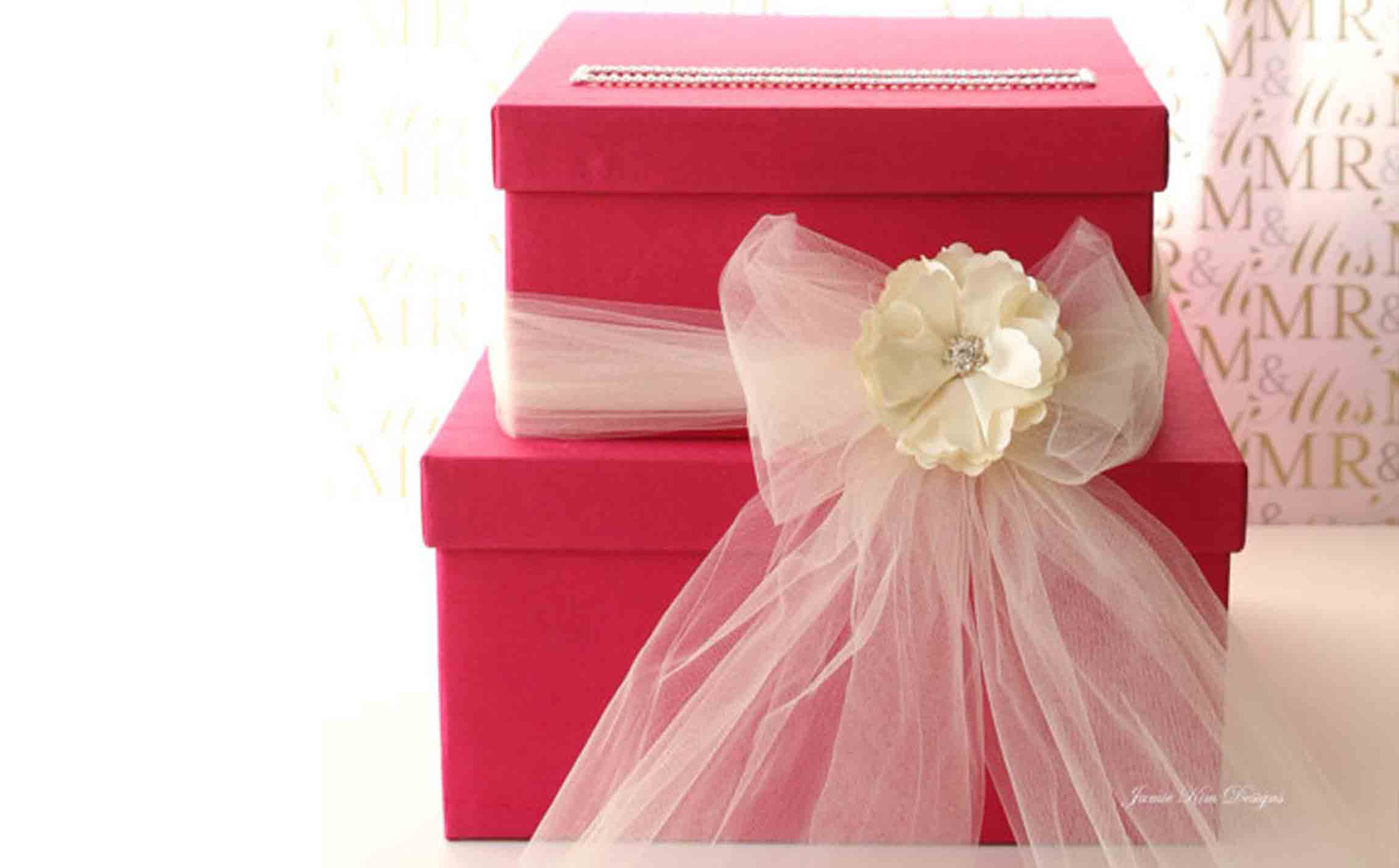 Card For Wedding the complete guide to wedding gift cards gcg card box ...