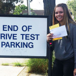 sweet 16 driving test