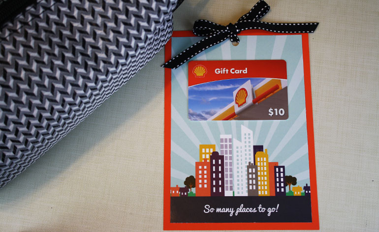 gas station gift card