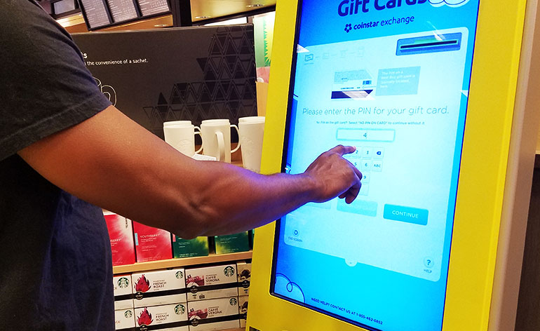 Whats the fastest way to get cash for gift cards gcg accept the gift card offer colourmoves Choice Image