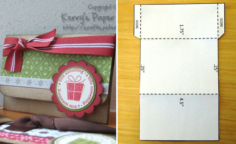 Ways To Make Your Own Gift Card Holders  Gcg