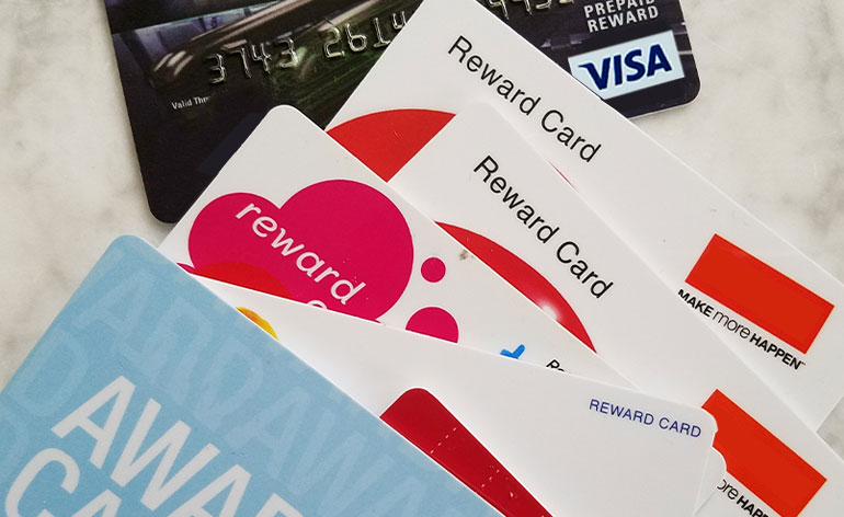 visa reward cards - Prepaid Rewards Card