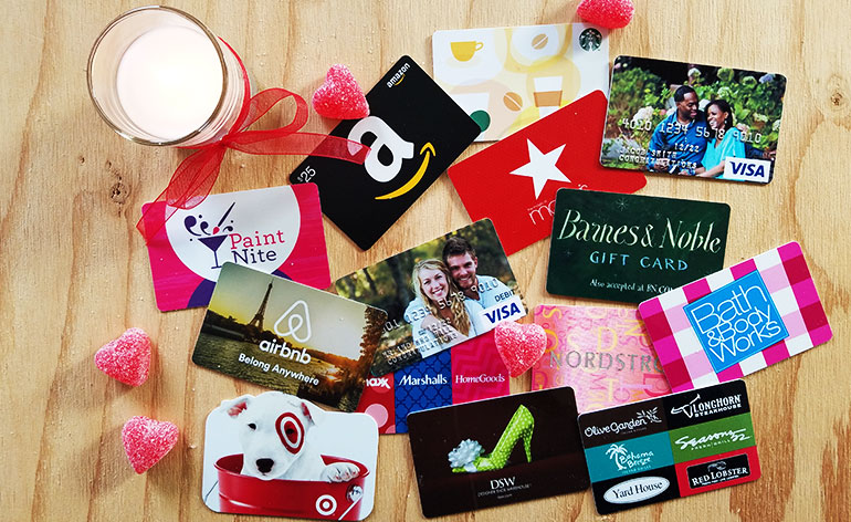 Best Valentine Gift Cards For Women