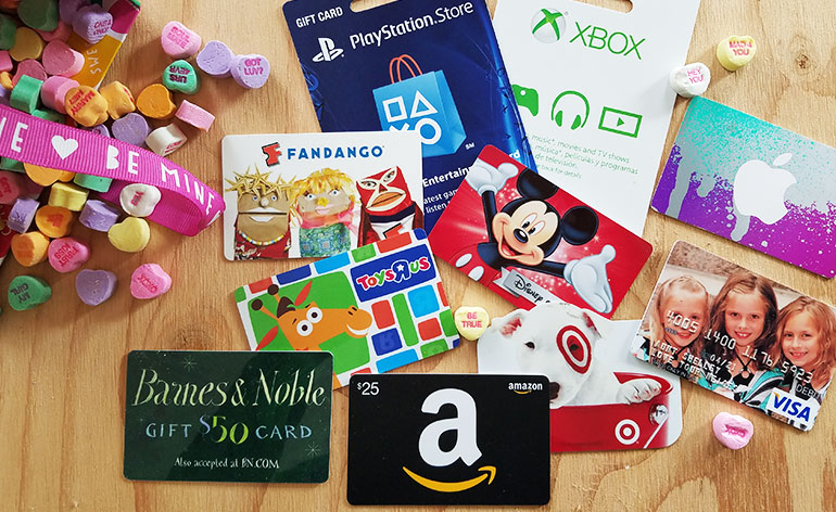 Best Valentine gift cards for kids