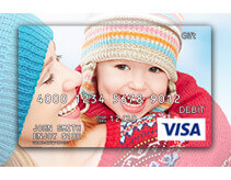 Personalized Visa Gift Card