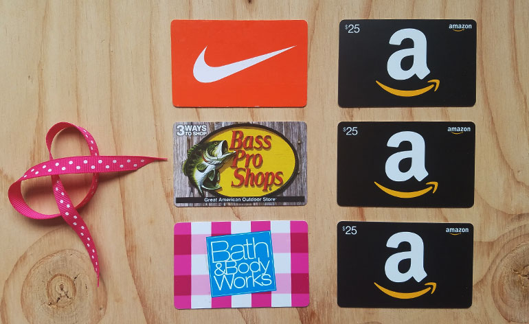trade gift cards for amazon