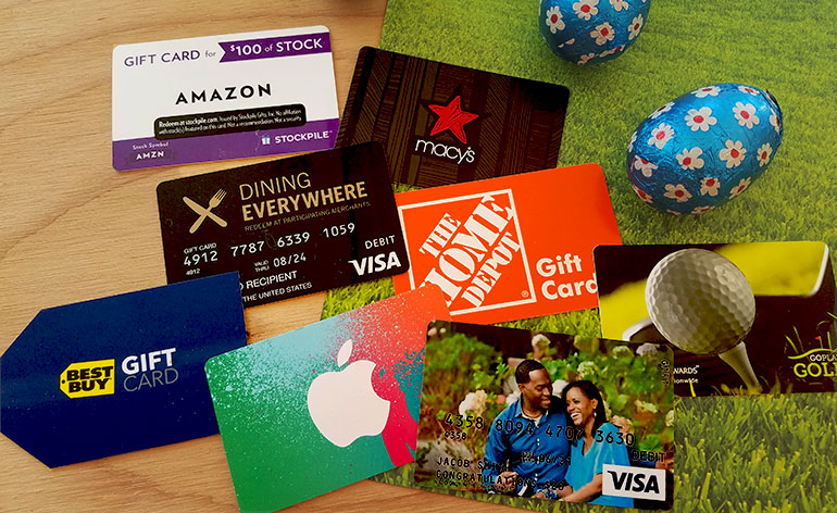 best easter gift cards for men